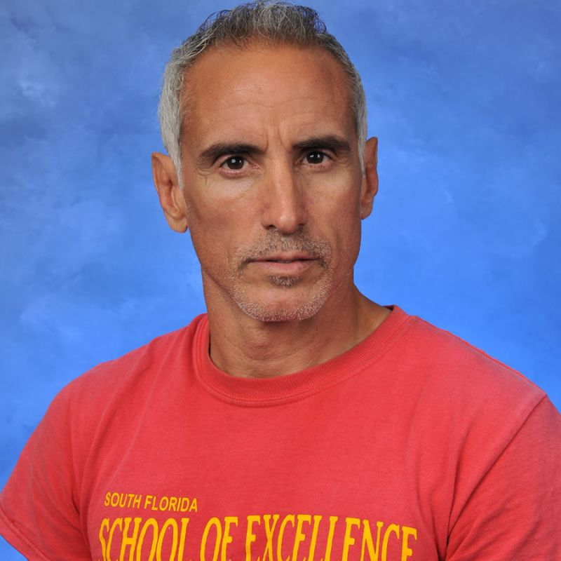 Mr. Jorge Sotolongo - Physical Education Teacher