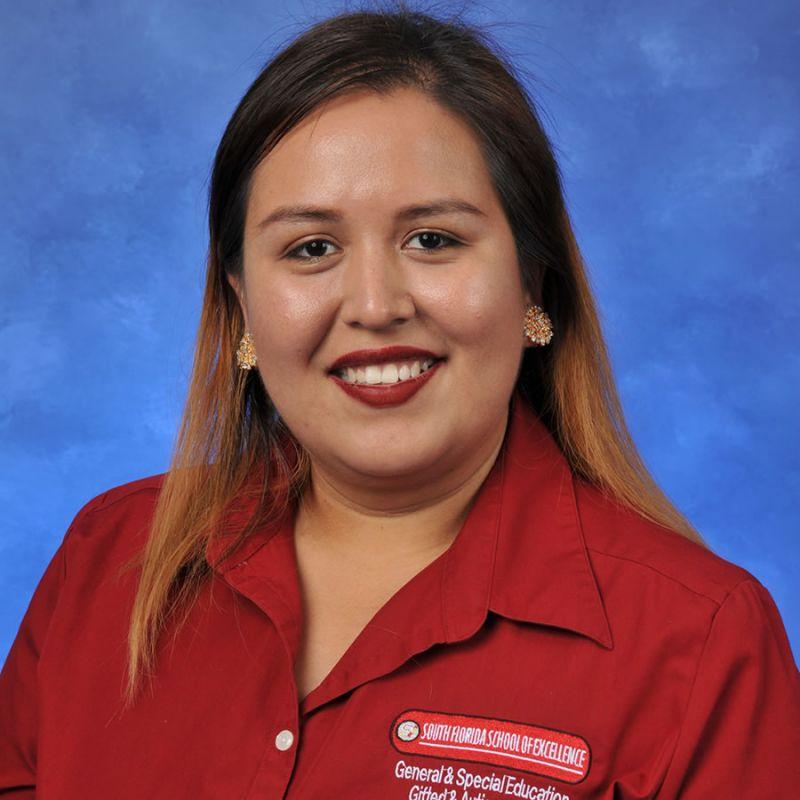Mrs. Paulina Lombardo - Admissions Specialist