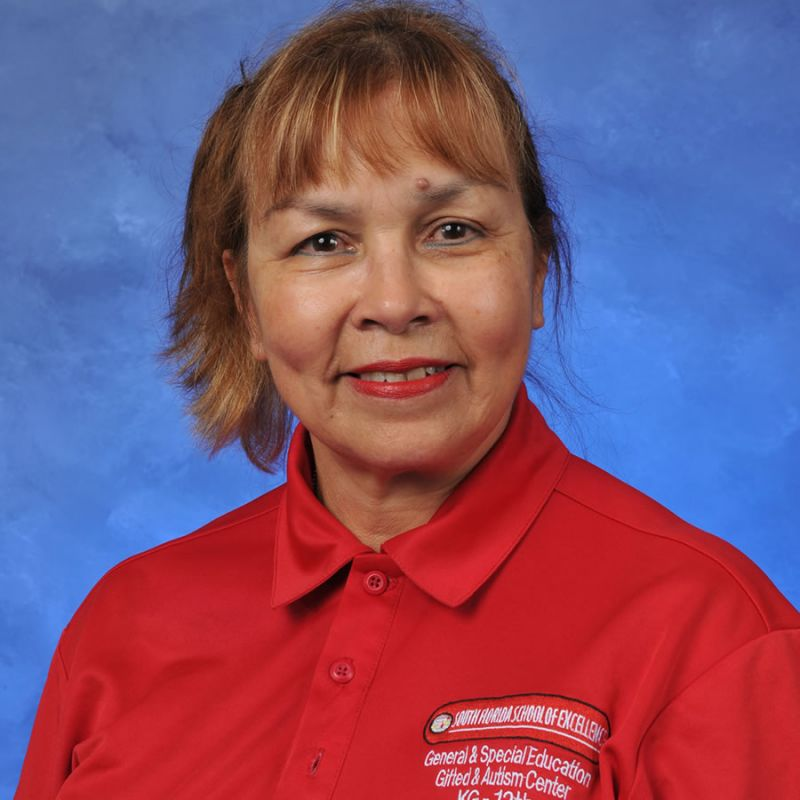 Ms. Rubiela I. Vazquez - Office Personnel