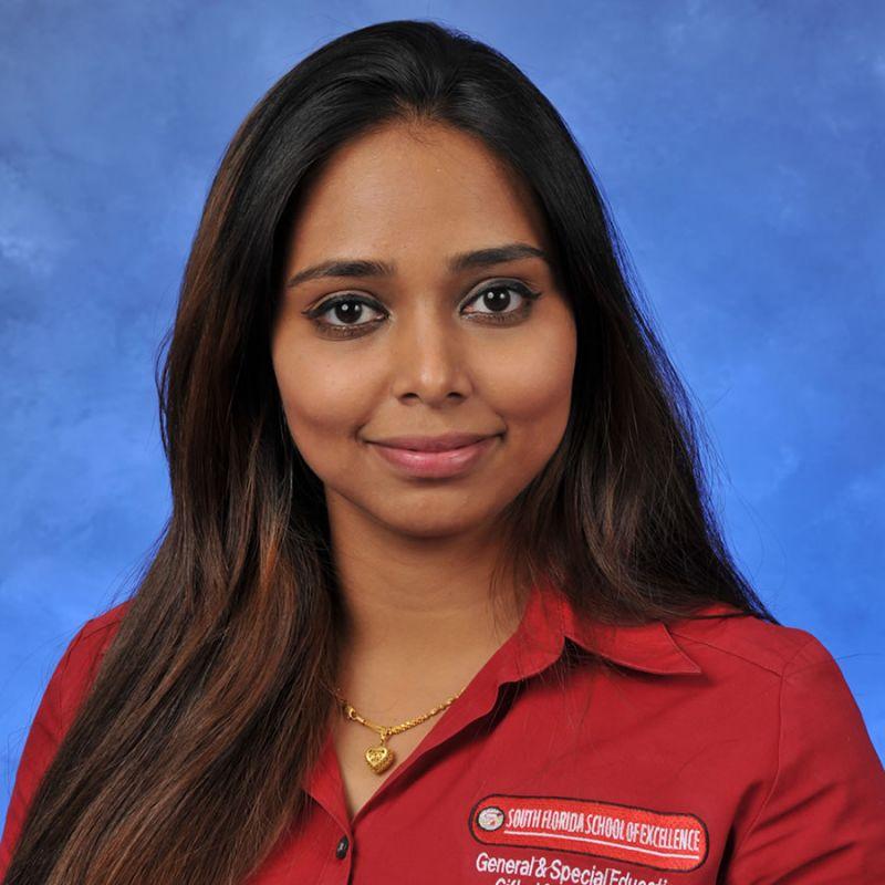 Ms. Mehreen Kalam - Special Education Middle/High School Teacher