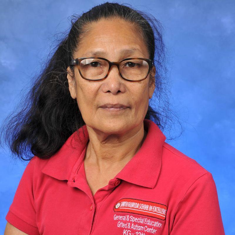 Ms. Josephine Caudell - Special Education Teacher Upper Elementary
