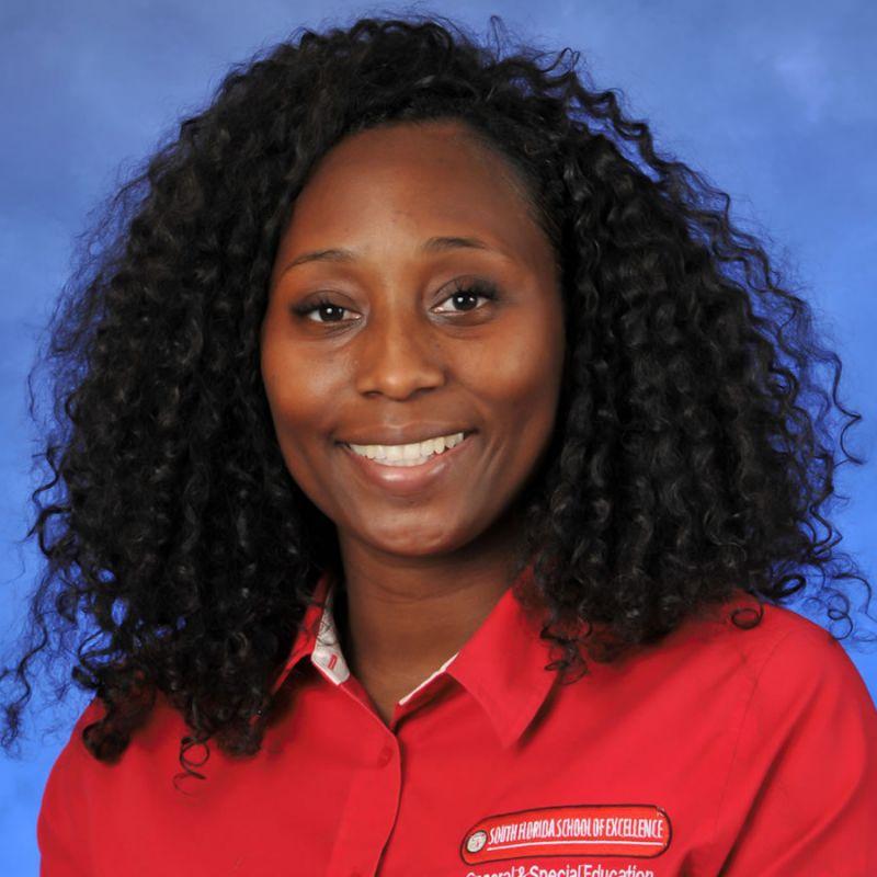 Mrs. Najwa Thomas - Preparatory 4th Grade Teacher