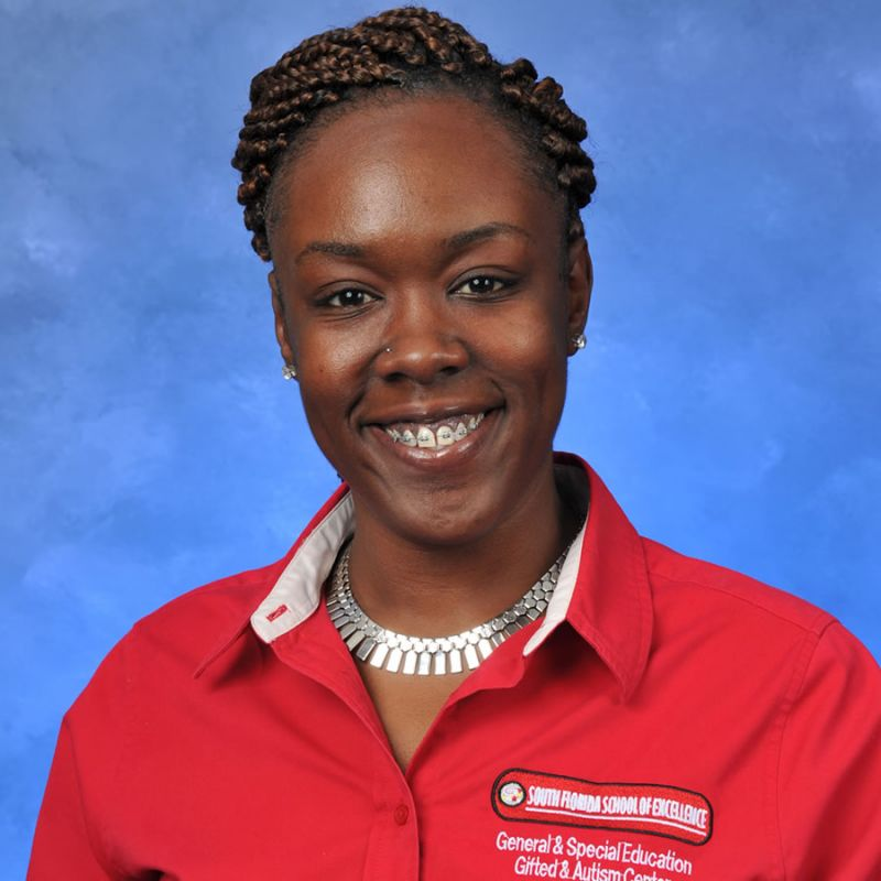 Ms.  Stephanie Guillaume - Middle and High School Social Studies Teacher