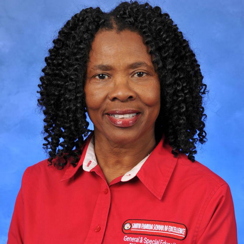 Ms. Patricia Wilson - Preparatory Kindergarten Teacher