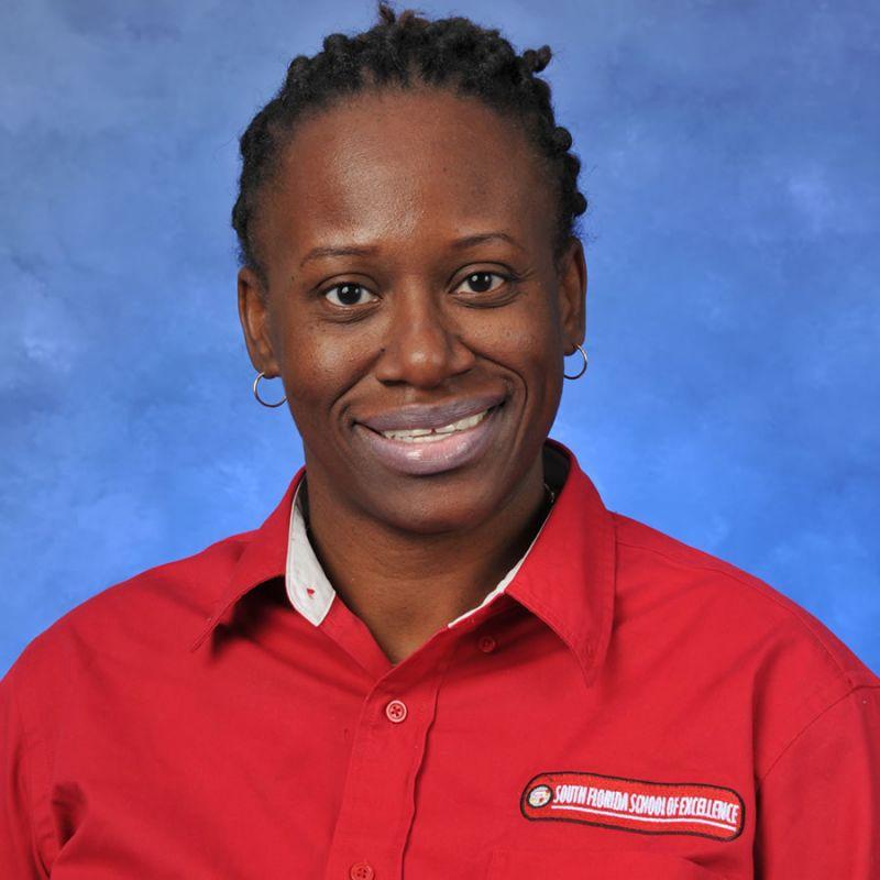 Mrs. Darline Jackson - Autism Horizon Head Teacher Upper Elementary