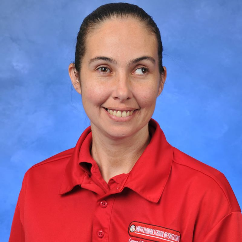 Ms. Ashly Wilson - Autism Assistant Teacher Nest
