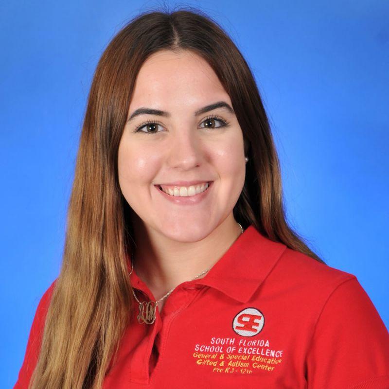 Ms. Atias Lopez - Middle and High School Math Teacher