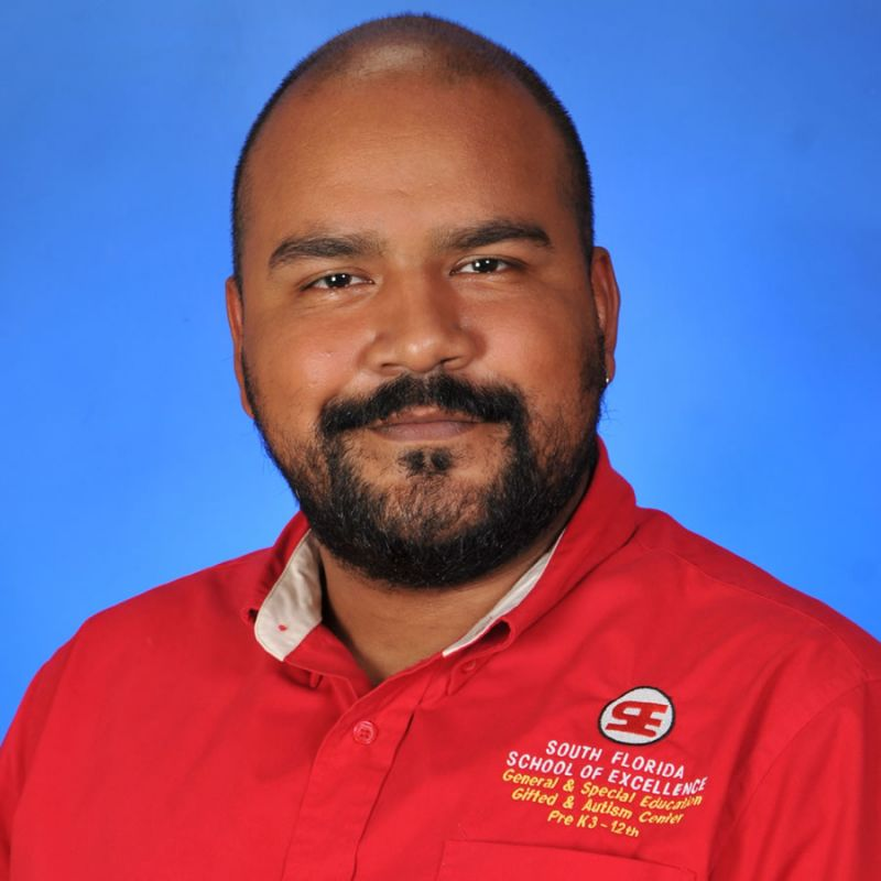 Mr. Narciso Montas - Middle School Math Teacher