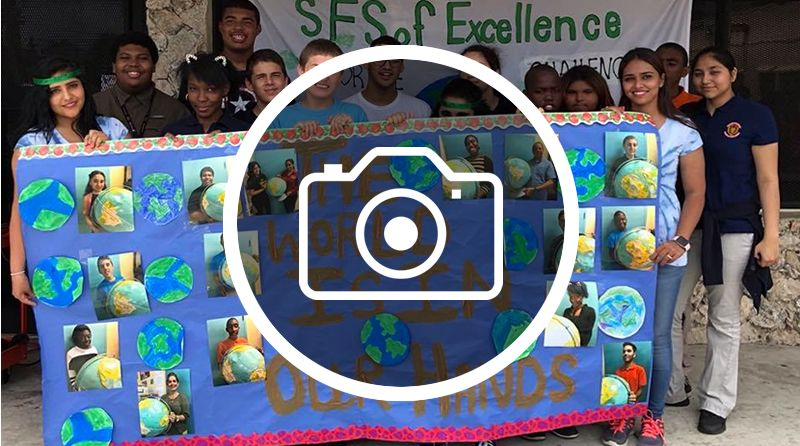 2018 SFSE Earth Day Celebration